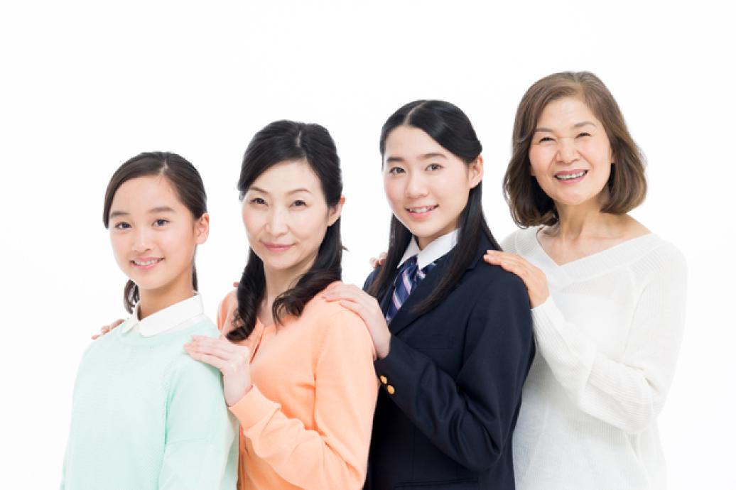 女性と歯周病の関係の画像