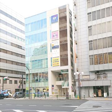 立川活き活き歯医者の建物