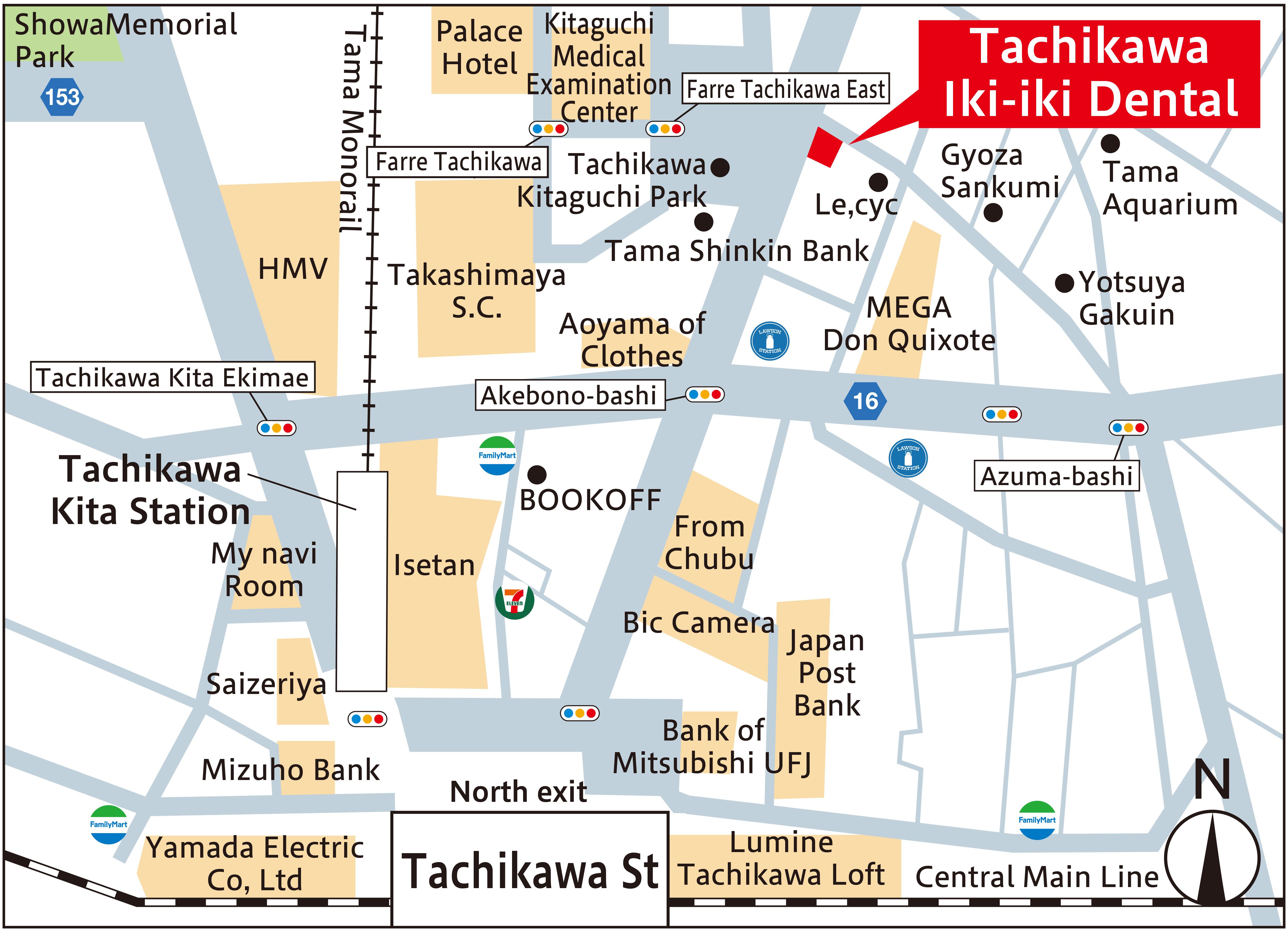 地図・アクセス・マップ