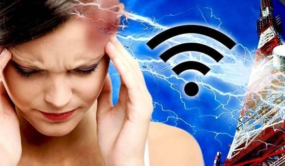お口の中で発生する電磁波について