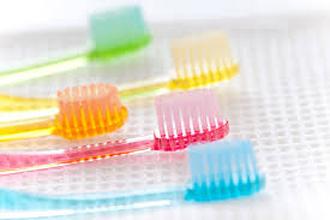 歯磨き指導の画像