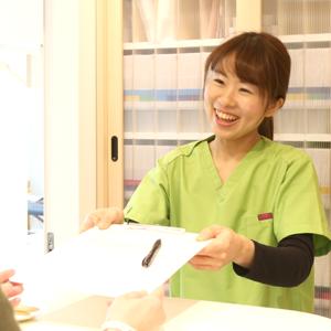 歯科助手・受付の画像