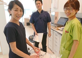 歯科助手・受付の応募資格の画像