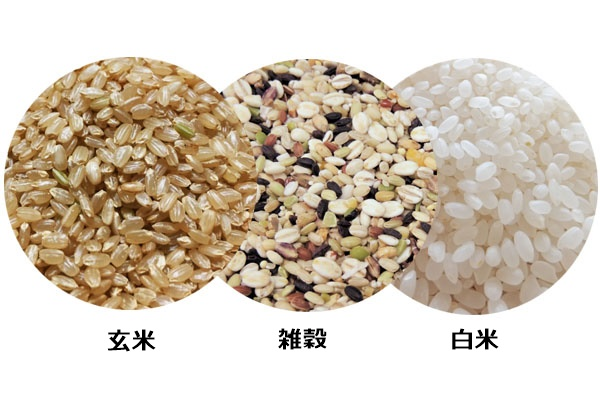 健康的な食生活とは③~玄米のメリット・デメリット~