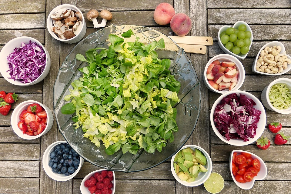 エドガーケイシー流 健康な食事10か条