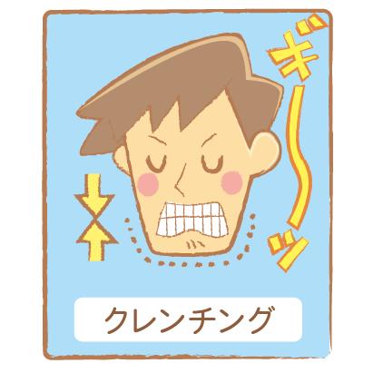 ストレスによる歯のトラブル